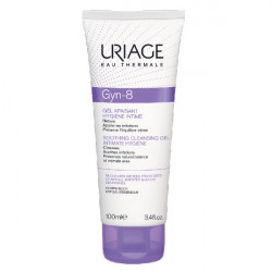Uriage Gyn-8 Toilette Intime Gel Apaisant 100 ml