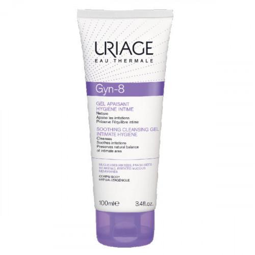 Uriage Gyn-8 Toilette Intime Gel Apaisant 100 ml