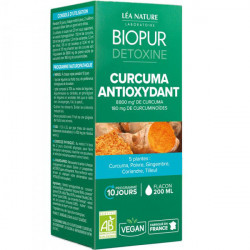 BIiopur Cocktail antioxydant curcuma 200 ml