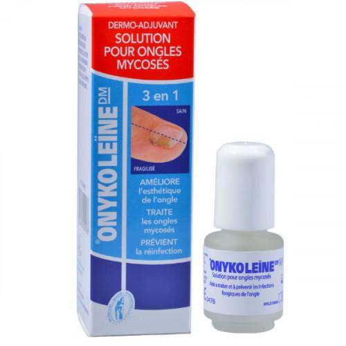 Onykoleïne DM Solution pour Ongles Mycosés 4 ml