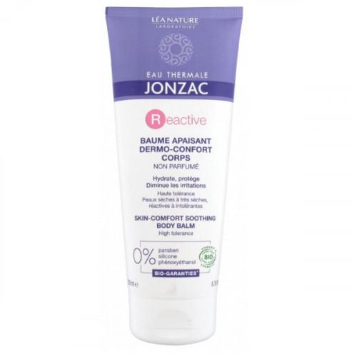 Eau de Jonzac REactive Baume Apaisant Dermo-Confort Corps Bio 200 ml