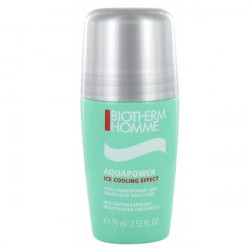 Biotherm Homme Aquapower Ice Cooling Effect Anti-Transpirant 48H Roll-On 75 ml