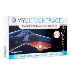 Myod'Contract 30 capsules