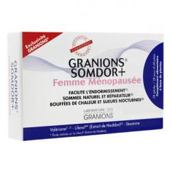 Granions Somdor+ femme ménopausée 28 gélules