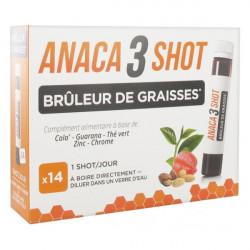 Anaca3 Brûleur de Graisses 14 Shots