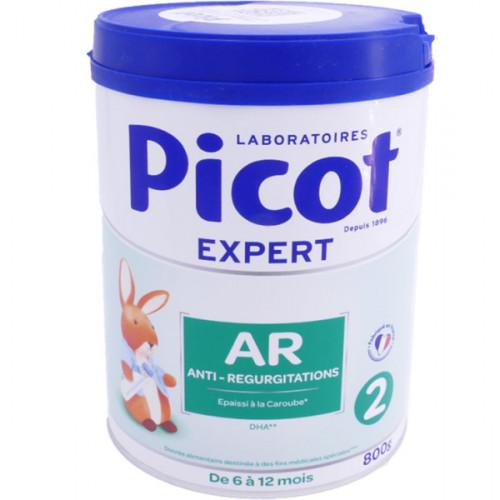 Picot Expert AR Lait 2ème âge 800 g