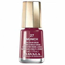 Mavala Mini Color Vernis à Ongles Crème Munich 5 ml