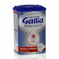Gallia Bébé Expert Action Coliques 800g