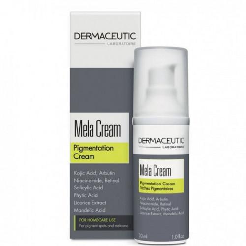 Dermaceutic Mela Cream Concentre Depigmentant 30 ml