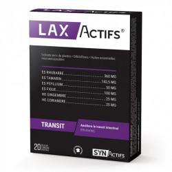 ARAGAN SYNACTIFS LAXACTIFS 20 GELULES