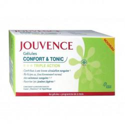 JOUVENCE CONFORT/TONIC GELULE 60