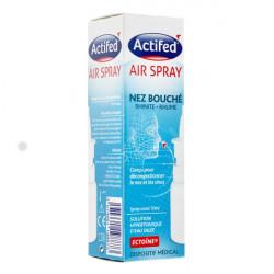 Actifed Air Spray nasal Nez bouché 10 ml