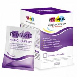 Pediakid Probiotiques-10M 10 Sachets