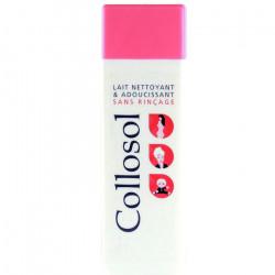 Collosol Lait Nettoyant et Adoucissant Sans Rinçage 400 ml