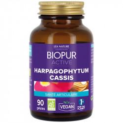 Biopur Active Harpagophytum Cassis 90 Gélules