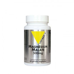 VIT ALL+ MAGNESIUM 500MG GELUL 60