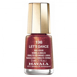 Mavala Mini Color Vernis à Ongles Crème Let's Dance 5 ml
