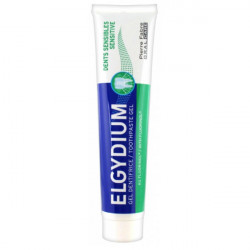 Elgydium Gel Dentifrice Dents Sensibles 75 ml