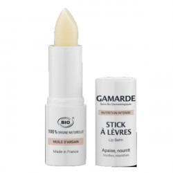 Gamarde Nutrition intense stick à lèvres bio 3,80 g