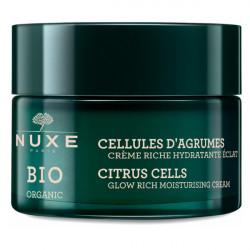 Nuxe Bio Organic Crème Riche Hydratante Eclat 50 ml