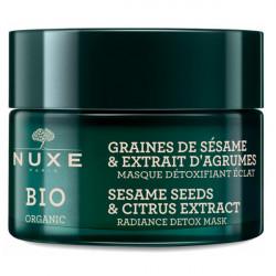 Nuxe Bio Organic Masque Détoxifiant Éclat 50 ml