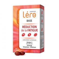 LERO Base Réduction de la Fatique 42 Capsules
