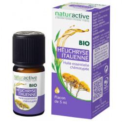 Naturactive Huile Essentielle Hélichryse Italienne Bio 5 ml