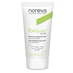 Noreva Exfoliac NC Gel 30 ml