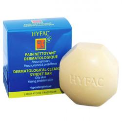 HYFAC Pain nettoyant dermatologique, 100g