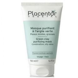 PLACENTOR VEGETAL Masque argile verte peau normale et grasse 150ml