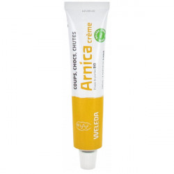 Weleda Crème à l'Arnica bio Tube de 25 g