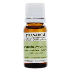 Pranarom Coriandre feuille Huile Essentielle 10 ml