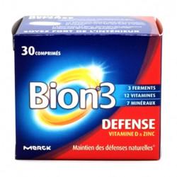 Bion 3 Adultes Boite 30 Comprimés
