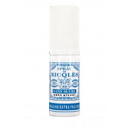 RICQLES Spray sans alcool menthe buccal Fl/15ml
