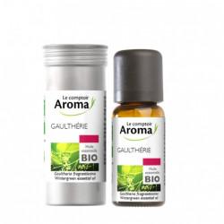 Le Comptoir Aroma Huile Essentielle Bio Gaulthérie 10ml
