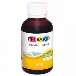 Pediakid Appétit et Tonus 125 ml goût framboise