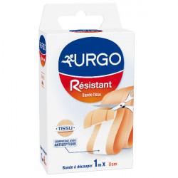 URGO RESISTANT Pansement bande à découper 1m x 8 cm