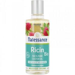 Natessance Huile de Ricin Bio 100 ml