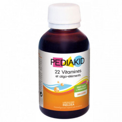 Pediakid 22 Vitamines et Oligo-Eléments 125 ml