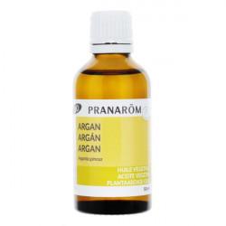 Pranarôm Huile Végétale Argan Bio 50 ml
