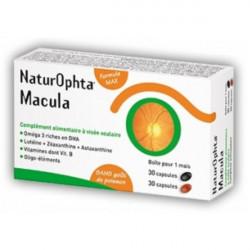 NATUROPHTA MACULA 60 Licaps et gélule