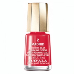 Mavala Mini Color Vernis à Ongles Crème Madrid 5 ml