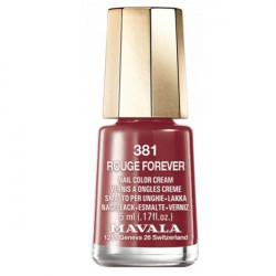 Mavala Mini Color Vernis à Ongles Crème Rouge Forever 5 ml