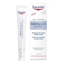 Eucerin Aquaporin Active Contour des Yeux Revitalisant 15 ml