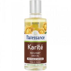 Natessance Huile Karité 100 ml 100%
