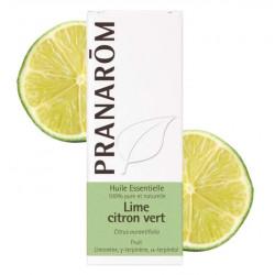 PRANAROM Huile essentielle Lime citron vert 10ml