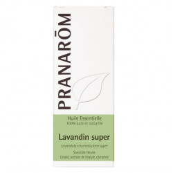 PRANARÔM HUILE ESSENTIELLE LAVANDIN SUPER BIO 10 ML