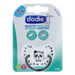 Dodie Sucette physiologique 0-6 mois P33