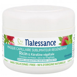 Natessance Masque Capillaire Ricin 200 ml