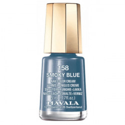Mavala Mini Color Vernis à Ongles Crème  Smoky Blue 5 ml